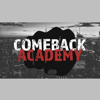 Sales Page for Comeback Academy