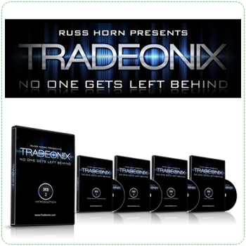 Email Funnel and Squeeze Pages for the Tradeonix trading system
