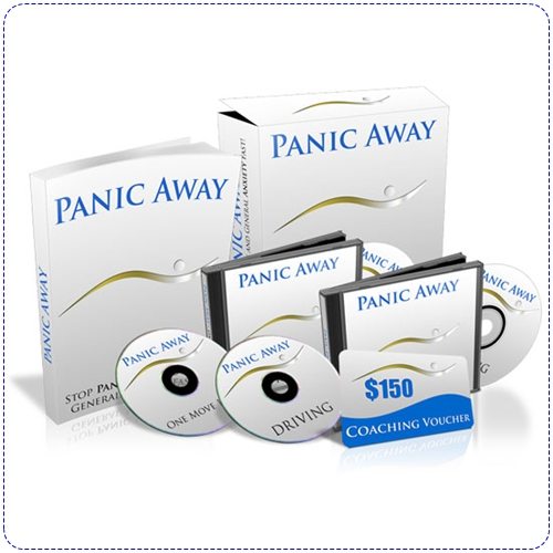 Sales Page for Panic Away