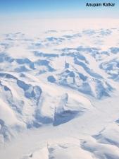 Glacier in Greenland