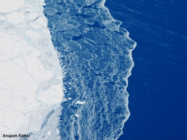 Ice setting on the Arctic Ocean