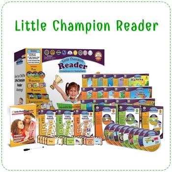 VSL for Little Champion Reader